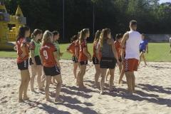 Beachhandball Weitramsdorf 2019